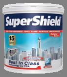 สีน้ำ Super shield